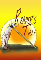 Reaper's Tale - Cover by BlackMageLeah