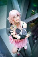 Vocaloid: Aria on the planetes by Ansuchi