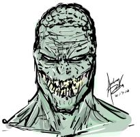 Tic Tock...KILLER CROC by Archonyto
