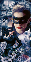 Catwoman by toshpond