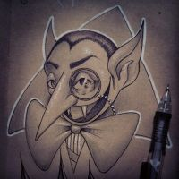 The Count by JordanMendenhall