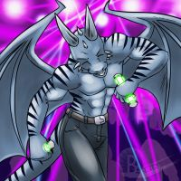 Commission- Kazza Raving by Barrin84