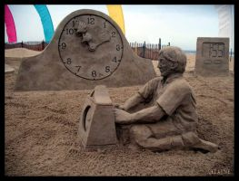 Short of Time by sculptin