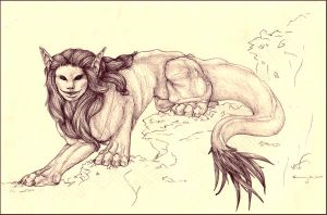 Manticore 2 by ashkey