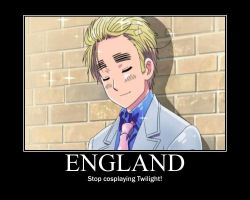England Motivational Poster by The-Final-Days