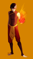 Zuko Redesign by xelartworks