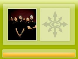 chimaira page on my web by archnophobia