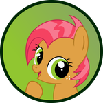 Babs Seed Button by MLP-Scribbles