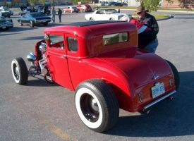 Red hot hot rod by Ripplin