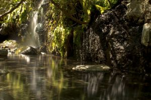 Sloquet Hotsprings by jasonwilde