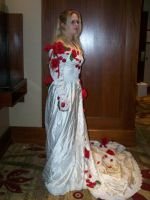 integra hellsing ball gown 00 by goblincreations