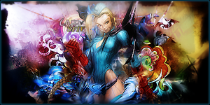 Cammy SFIV by CajunFX