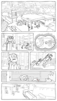 Raised By Zombies - Comic 3 by Matichavez30