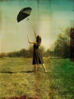 Gone with the wind by sajlent