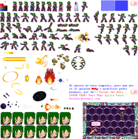 Sprites Collat Koll by ParcZXpi
