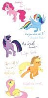 MLP first pic! by amberday