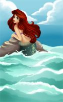 Ariel by Sugargrl14