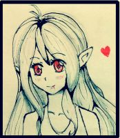 Marceline adventure time by veronica1134