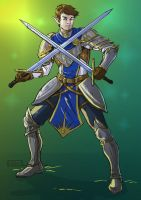 Special commission 04 Aymar by LadyDeddelit