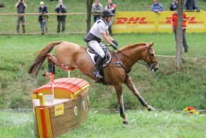 3DE Cross Country Water Obstacle Series XV/9 by LuDa-Stock