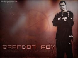 Brandon Roy by ryancurrie