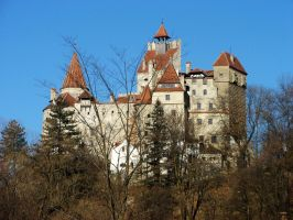 Dracula's castle by pichindel