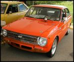 70' Corolla Sprinter fastback re-visited. by Mister-Lou