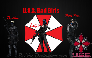 USSBadGirls by BeeVue