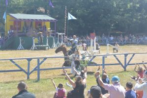 King Richard's Fair, Jousting Victory by Miss-Tbones