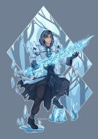 Ice - Version 1 by Maricu-Mana