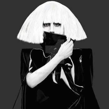 It's the Monster... It's The Fame Monster by feliii123