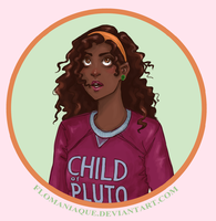 Child Of Pluto by Flomaniaque