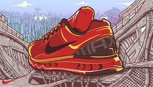 Nike Air Max 2013 by kurtmorrisrojas