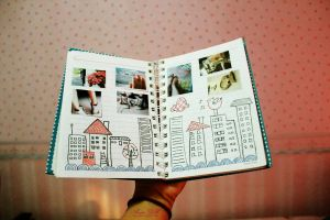 DH's Scrapbook by dehai