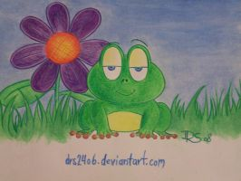 O Green World or the So Frog by DRS2406
