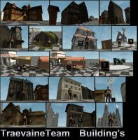 TraevaineTeam Building by DennisH2010