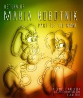 Return of Maria Robotnik P10 by lu-raziel