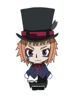 Black Butler - Chibi Drocell by CandyAddict774