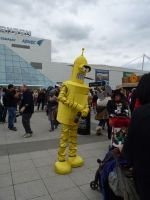 MCM Expo London October 2014 30 by thebluemaiden