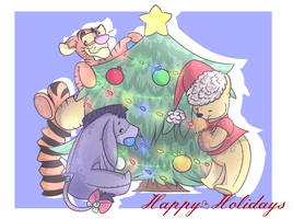 Happy Holidays! by Sutexii