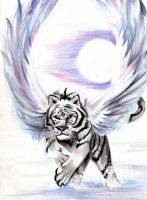 White Tiger by Lucky978