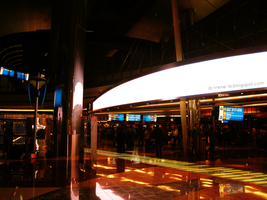 Airport Lights by Irene-B