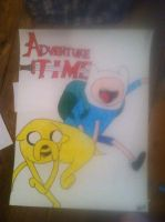 Adventure Time! by AnthraxBlood