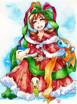 Colors of Christmas by saowee