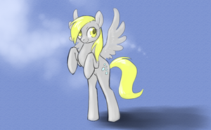 MLP - Derpy by MadCookiefighter