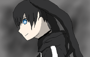 Black Rock Shooter 2 by TheSpiderAdventurer