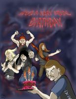 Metalocalypse- Happy Birthday by Chaotikin