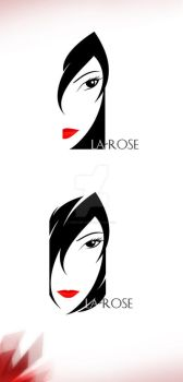 La-Rose Logo by Another-Art