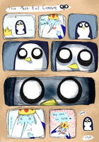 AT : Evil Gunter by howzih