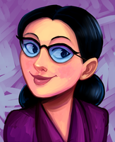 Miss Pauling by Super-Cute